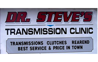 Dr. Steve's Transmission Clinic - One Voucher worth $500