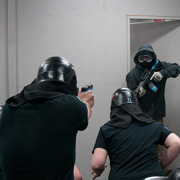 Critical Defense Institute - Intro to Active Shooter Defense