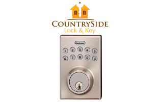 Countryside Lock & Key - Digital Deadbolt with Installation