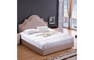 Luxury Home™ Super-Soft Hypoallergenic Mattress Topper - $49.99 With FREE Shipping